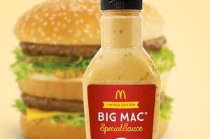 mcdonalds+saus